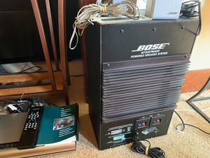 Bose Acousticmass Powered Speaker's System for Sale in Worcester, MA