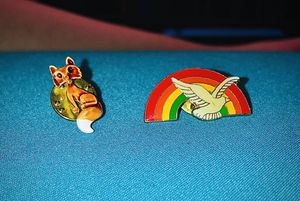 Two for $5 Pins for Sale in Bothell, WA