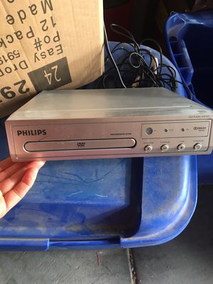 Phillips DVD player no remote. Wires included for Sale in Las Vegas, NV
