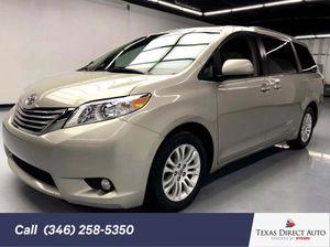2017 Toyota Sienna for Sale in Stafford, TX
