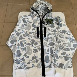 Space camo Bape Hoodie Sz L Authentic for Sale in Middletown, CT