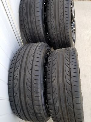 "20"" Kethos Wheels & Hankook Tires for Sale in IND HEAD PARK, IL"