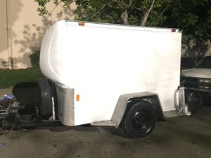 ENCLOSED TRAILER with CA PTI Plates for Sale in Torrance, CA