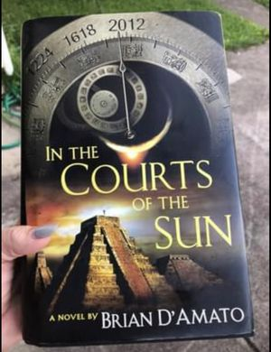 Just Reduced - Huge Book- The Courts Of The Sun for Sale in Tullahoma, TN