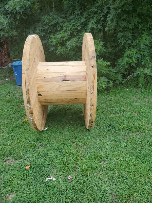 Large Wire Spool