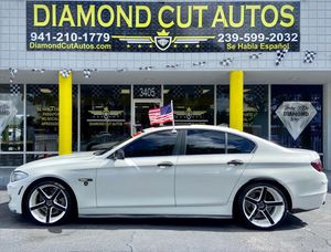 2011 BMW 5 Series for Sale in Fort Myers, FL