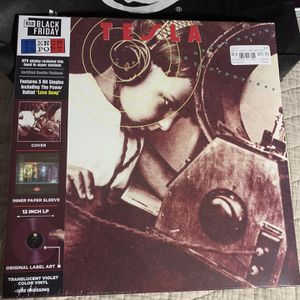 Tesla The Great Radio Controversy LMLR LP RSD BLACK FRIDAY 2020 for Sale in Hewlett, NY