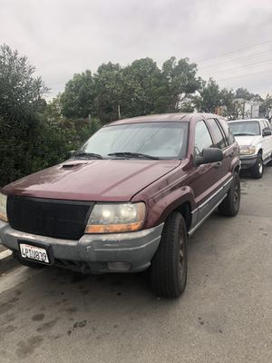 2001 Jeep Grand Cherokee for Sale in Long Beach, CA
