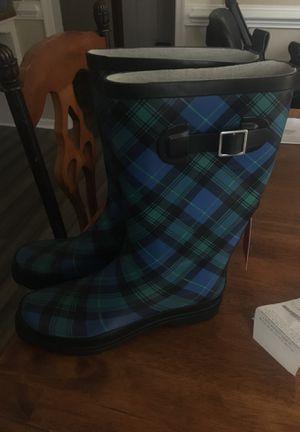 Woman's rain boots for Sale in Chesapeake, VA