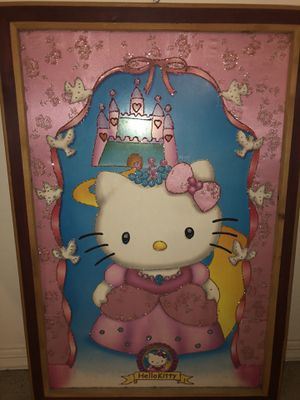 Hello Kitty Frame for Sale in Tolleson, AZ