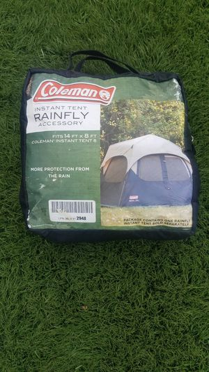Rainfly for camping tent. NOT A TENT for Sale in LAKE MATHEWS, CA