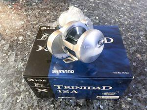 Shimano Trinidad 12a - Brand New for Sale in Los Angeles, CA
