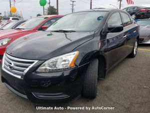 2015 Nissan Sentra for Sale in Temple Hills, MD