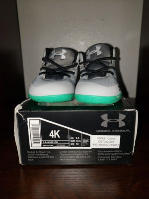 Seth Curry 3 Toddlers Sz 4k for Sale in San Antonio, TX