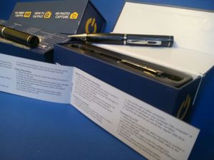 (1) HDMI pen camera spypen USB rechargeable for Sale in Houston, TX