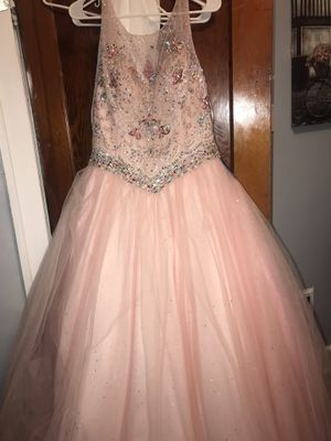 BRAND NEW NEVER WORN BALL GOWN QUINCEANERA DRESS for Sale in Detroit, MI