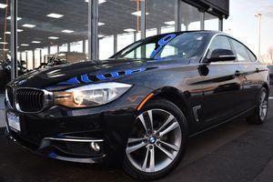 2016 BMW 3 Series Gran Turismo for Sale in Waukegan, IL