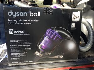 Dyson DC39 Animal Purple Bagless Ball Vacuum Cleaner for Sale in Weston, FL
