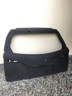 2013-2015 Acura RDX Tailgate OEM Shell for Sale in Bonney Lake, WA