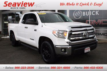 2016 Toyota Tundra 4Wd Truck for Sale in Lynnwood,  WA