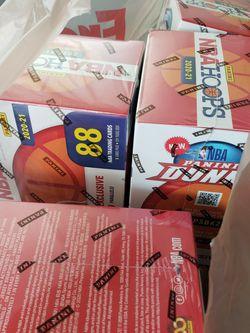 2020-2021 NBA hoops blasters lot of 4 for Sale in Roy,  WA
