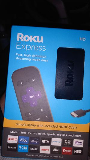 Roku (EXPRESS)HD for Sale in Houston, TX