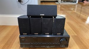 Polk audio and Onkyo for Sale in Boston, MA