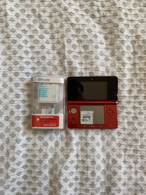 Nintendo 3DS +new charger+skylanders game for Sale in Queens, NY