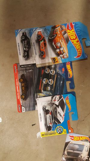 HOT WHEELS ESCORT AND FOCUS LOT for Sale in Erwin, TN