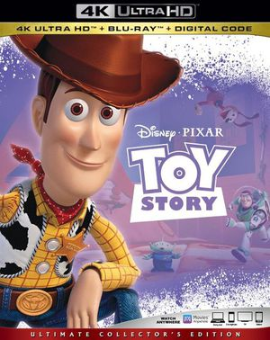 Toy Story 4k UHD Digital Movie Code for Sale in Fort Worth, TX