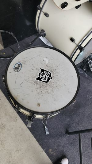 Pearl snare drum for Sale in Lompoc, CA