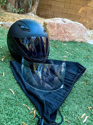 Duke Melmets Motorcycle Helmet for Sale in Las Vegas, NV