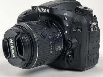Nikon D7200 for Sale in Waco,  TX