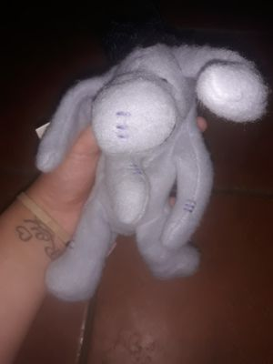 Disney new with tag original Eeyore Winnie the Pooh plush toy for Sale in Lawndale, CA