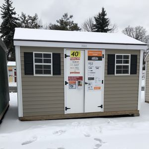 Classic 10' x 12' Garden shed. Includes delivery!! for Sale in MAYFIELD VILLAGE, OH
