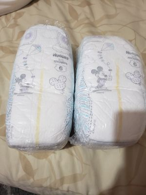 Diapers size 6 for Sale in Jersey City, NJ