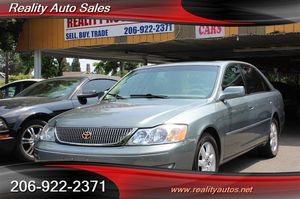 2002 Toyota Avalon for Sale in Seattle, WA