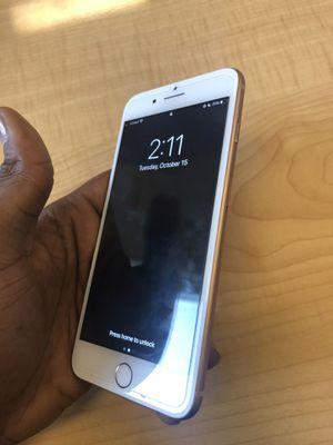iPhone 8 Plus Rose Gold for Sale in Decatur, GA