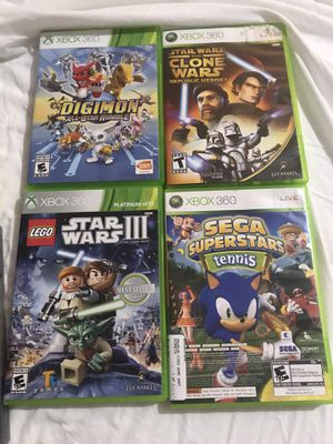 XBox 360 games like New! $10and $5 each for Sale in Grand Prairie, TX