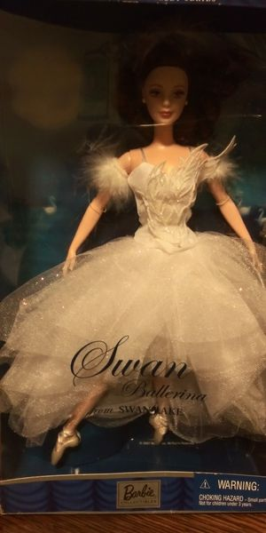 Swan Ballerina Barbie for Sale in Sunnyvale, CA