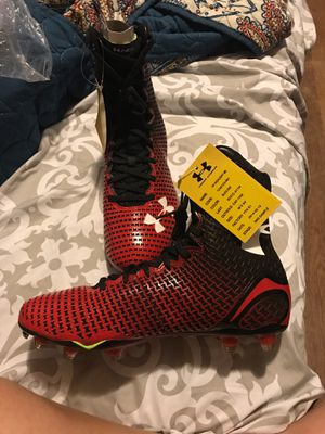 Under Armour red ua highlight mc for Sale for sale  Forest Park, GA