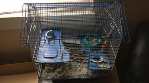 Hamster cage for Sale in Fort Wayne, IN