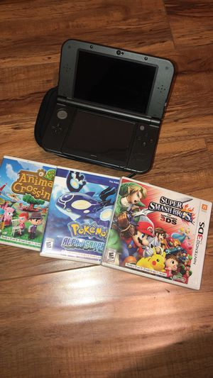 New Nintendo 3DS XL (used) for Sale in Los Angeles, CA