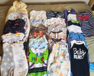 0-3 & 3 Month Baby Boy Clothes for Sale in Seattle, WA