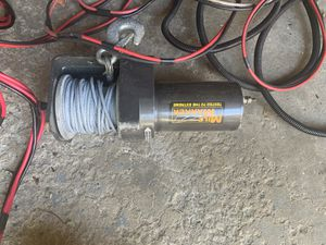 Mile marker winch for Sale in Cleveland, OH