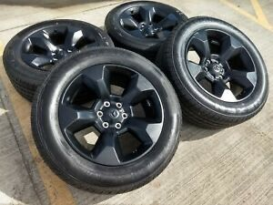 2019 ram OEM wheels 20s for Sale in Rancho Cucamonga, CA