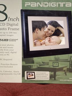 """9"""" LCD Digital Photo Frame - Brand New for Sale in Brooklyn,  NY"""