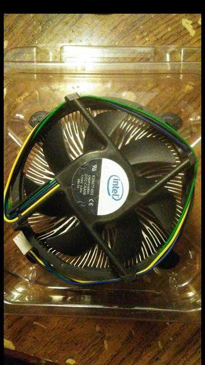 Intel Processor Fan brand new in box for Sale in St. Louis, MO
