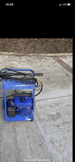 PACIFIC HYDROSTAR 4HP 2000 PSI PRESSURE WASHER for Sale in Lawrenceville, GA