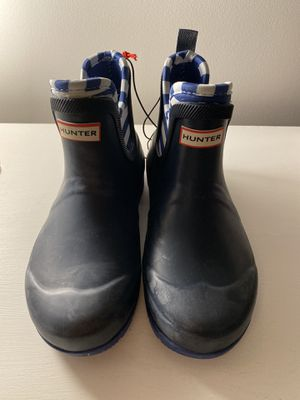 NWT hunter for Target rain boots 2 for Sale in Seattle, WA